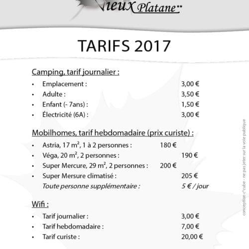 Plaquette-tarifs