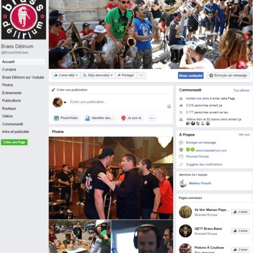 Facebook-brass